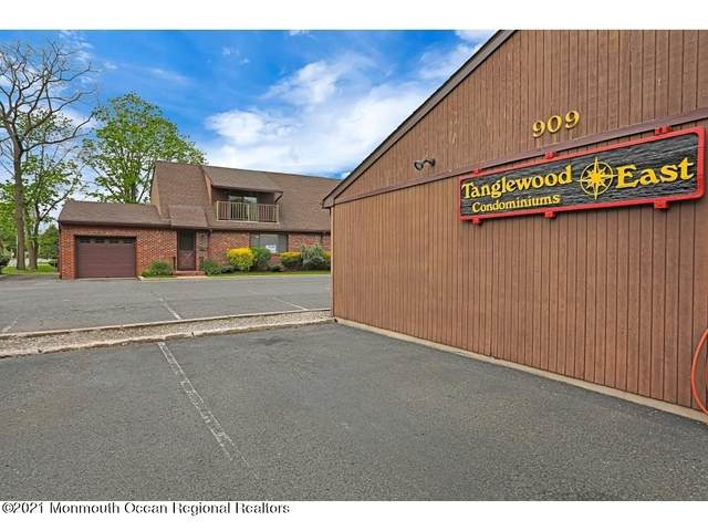 909 Ocean Road #14, Point Pleasant, NJ 08742 (#22100164) :: Rowack Real Estate Team
