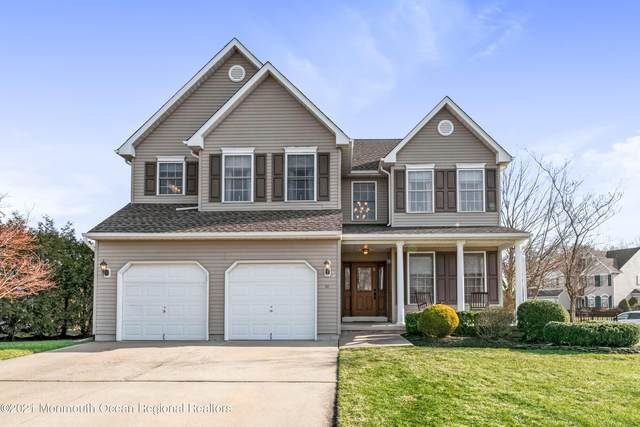 11 Grindstone Road, Howell, NJ 07731 (MLS #22100685) :: The CG Group | RE/MAX Revolution