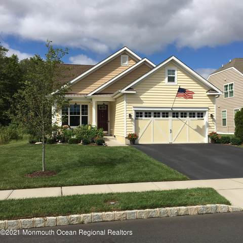 24 Banquet Court, Howell, NJ 07731 (#22100828) :: Nexthome Force Realty Partners