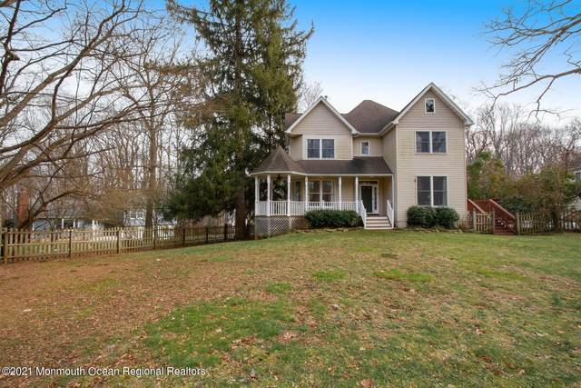 190 Red Hill Road, Middletown, NJ 07748 (#22100896) :: Nexthome Force Realty Partners