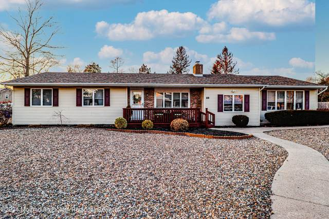 28 Pine Brook Drive, Toms River, NJ 08753 (#22101216) :: Nexthome Force Realty Partners