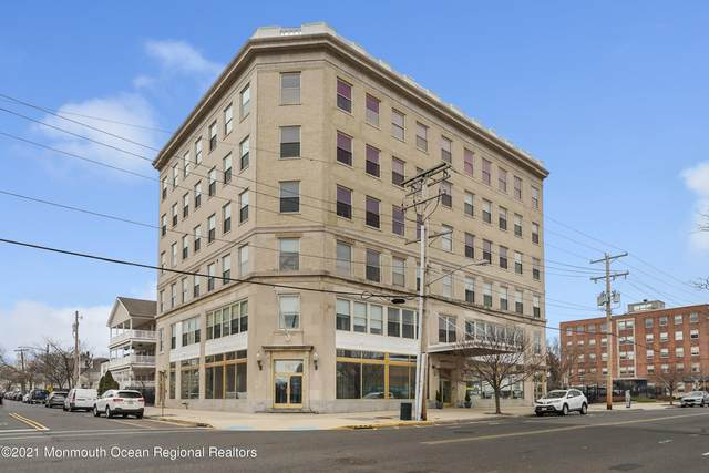 501 Grand Avenue #305, Asbury Park, NJ 07712 (MLS #22101228) :: Caitlyn Mulligan with RE/MAX Revolution
