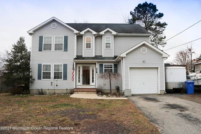 228 Navy Lane, Manahawkin, NJ 08050 (MLS #22101361) :: The Streetlight Team at Formula Realty