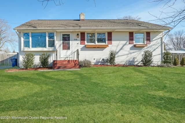 710 W Lawn Drive, Neptune Township, NJ 07753 (MLS #22101588) :: William Hagan Group