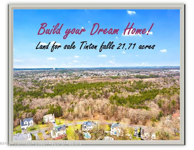 0 Silvercrest Drive, Tinton Falls, NJ 07712 (MLS #22102127) :: William Hagan Group