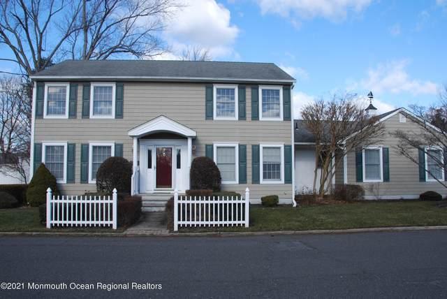 7 Sea Girt Avenue, Oceanport, NJ 07757 (MLS #22102148) :: The MEEHAN Group of RE/MAX New Beginnings Realty