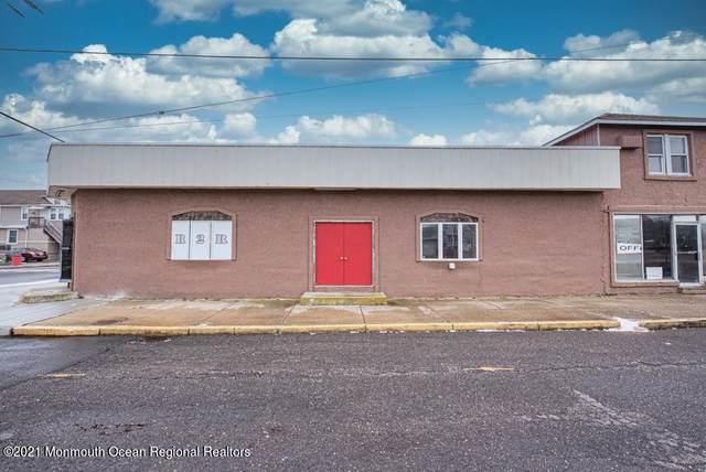 129-135 Hamilton Avenue, Seaside Heights, NJ 08751 (MLS #22102517) :: The MEEHAN Group of RE/MAX New Beginnings Realty