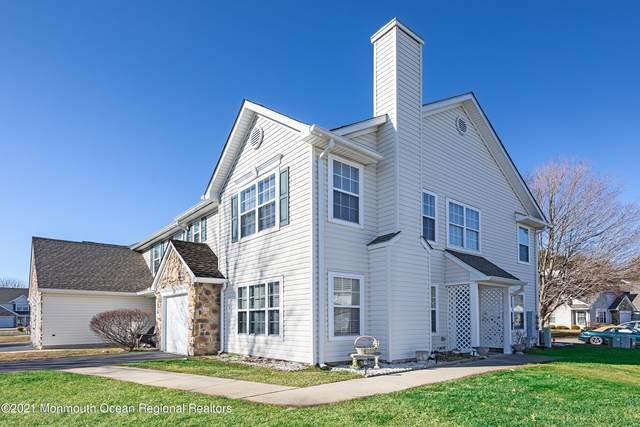 601 Zinnia Court, Brick, NJ 08724 (MLS #22102620) :: Provident Legacy Real Estate Services, LLC
