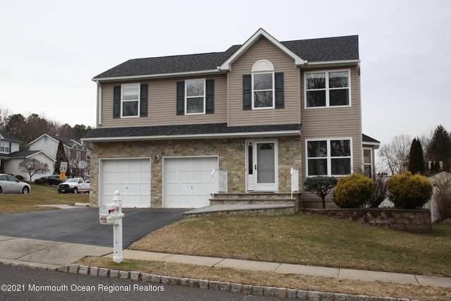 39 Winchester Drive, Howell, NJ 07731 (MLS #22102817) :: William Hagan Group