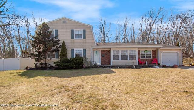 56 Newbury Road, Howell, NJ 07731 (MLS #22102848) :: Provident Legacy Real Estate Services, LLC