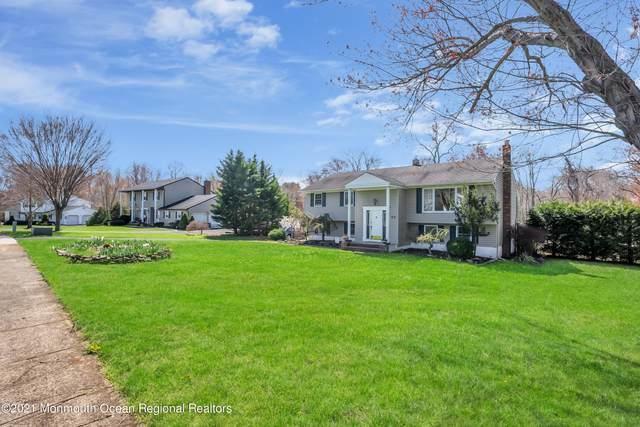 55 Glenbrook Road, Freehold, NJ 07728 (MLS #22103405) :: Provident Legacy Real Estate Services, LLC