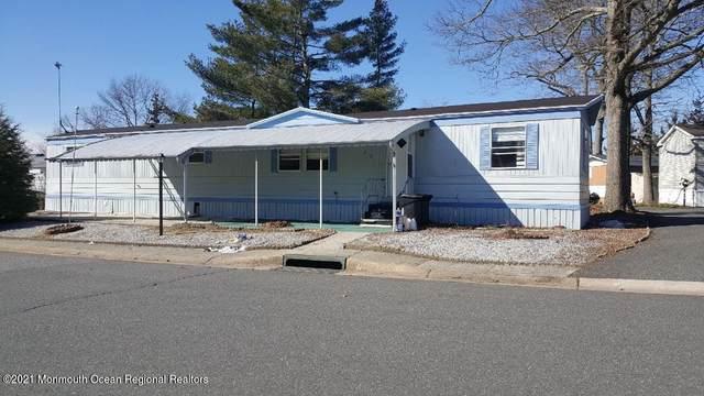 615 Cozy Way, Toms River, NJ 08755 (MLS #22103465) :: The Sikora Group