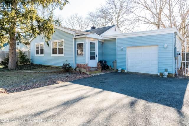 21 Ermack Street, Howell, NJ 07731 (MLS #22104266) :: Provident Legacy Real Estate Services, LLC