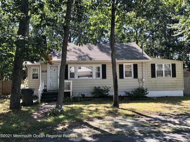 905 Fairmont Avenue, Brick, NJ 08723 (MLS #22104364) :: The DeMoro Realty Group | Keller Williams Realty West Monmouth