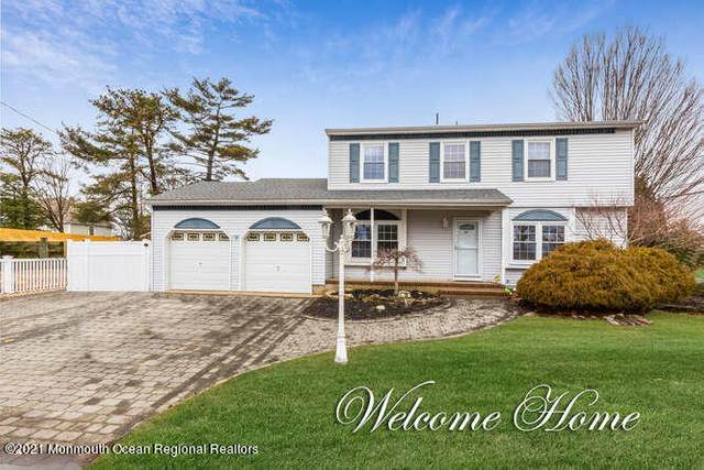 26 Sage Road, Toms River, NJ 08753 (MLS #22104366) :: The Sikora Group