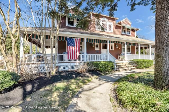 106 Vroom Avenue, Spring Lake, NJ 07762 (MLS #22104380) :: Corcoran Baer & McIntosh