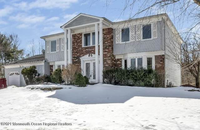 24 Buttonwood Drive, Marlboro, NJ 07746 (MLS #22105088) :: William Hagan Group