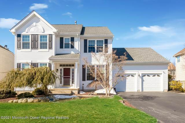 6 Brittany Court, Howell, NJ 07731 (MLS #22105575) :: William Hagan Group