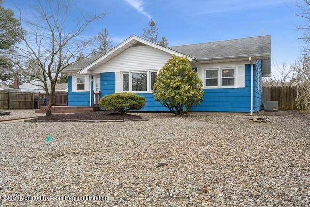 30 Pine Brook Drive, Toms River, NJ 08753 (MLS #22105784) :: The Sikora Group