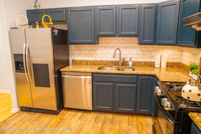 77 Forest Drive #77, Piscataway, NJ 08855 (MLS #22105785) :: The Ventre Team