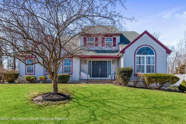 8 Knollcrest Drive, Howell, NJ 07731 (MLS #22105794) :: Provident Legacy Real Estate Services, LLC