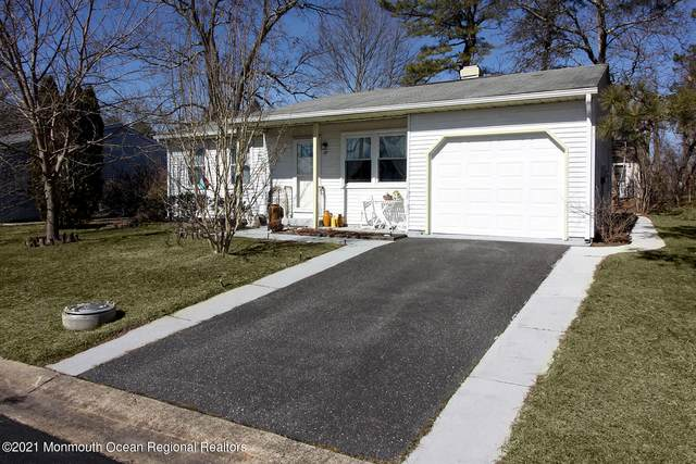 27 Berry Hill Road #72, Manchester, NJ 08759 (MLS #22106062) :: The Sikora Group