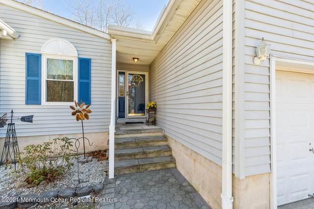 3 Harvard West Drive, Jackson, NJ 08527 (MLS #22106182) :: Provident Legacy Real Estate Services, LLC