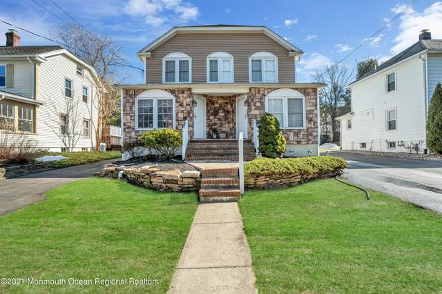 44 John Street A, Red Bank, NJ 07701 (MLS #22106249) :: The MEEHAN Group of RE/MAX New Beginnings Realty