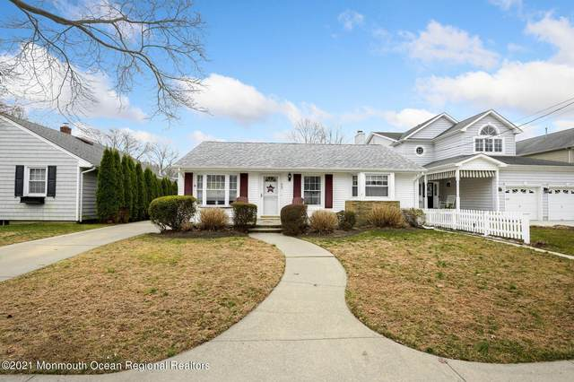 603 Monmouth Avenue, Spring Lake Heights, NJ 07762 (MLS #22106266) :: The Ventre Team