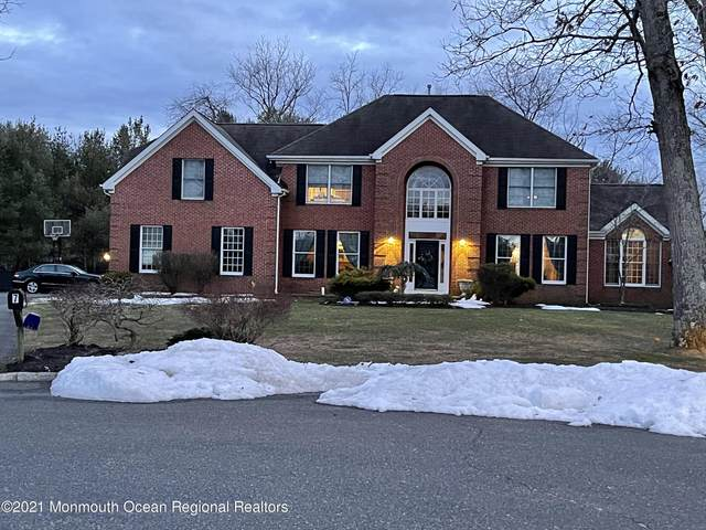 7 Chartwell Court, Freehold, NJ 07728 (MLS #22106492) :: The CG Group | RE/MAX Revolution