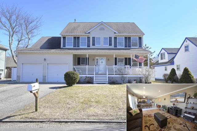 114 Hollyberry Drive, Toms River, NJ 08753 (MLS #22106790) :: Provident Legacy Real Estate Services, LLC