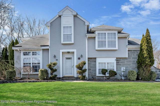20 Kentucky Way, Freehold, NJ 07728 (MLS #22106899) :: Caitlyn Mulligan with RE/MAX Revolution