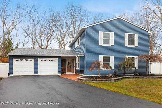 5 Liberty Court, Howell, NJ 07731 (MLS #22107002) :: Provident Legacy Real Estate Services, LLC