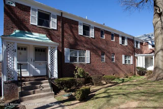 59 Manor Drive, Red Bank, NJ 07701 (MLS #22107139) :: William Hagan Group