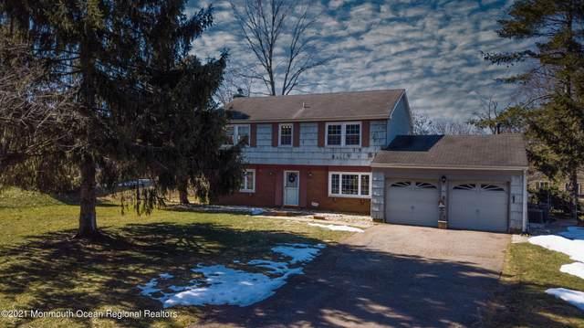 17 Steward Lane, Manalapan, NJ 07726 (MLS #22107300) :: Provident Legacy Real Estate Services, LLC