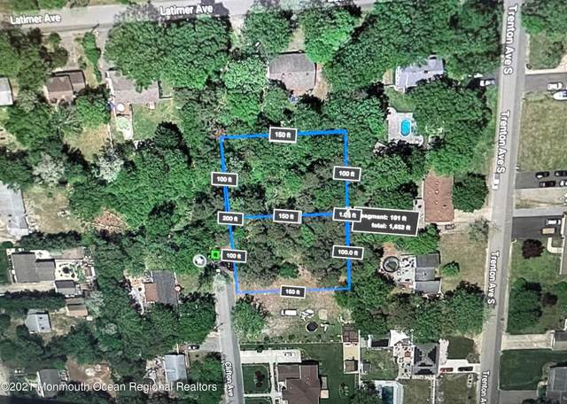 0 Clifton Avenue, Bayville, NJ 08721 (MLS #22107305) :: Provident Legacy Real Estate Services, LLC