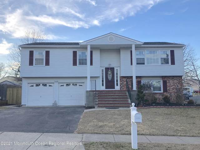 21 Virginia Drive, Howell, NJ 07731 (#22107306) :: Rowack Real Estate Team