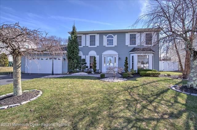 7 Hawk Court, Howell, NJ 07731 (MLS #22107339) :: Provident Legacy Real Estate Services, LLC