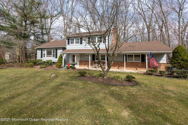151 Twin Brooks Avenue, Middletown, NJ 07748 (MLS #22107505) :: Provident Legacy Real Estate Services, LLC