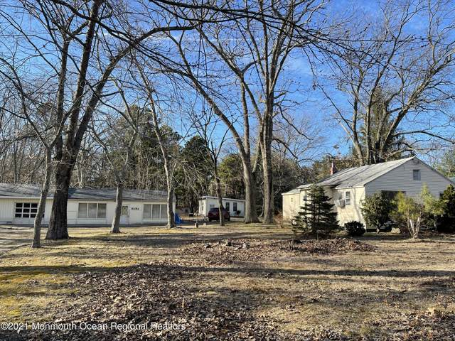 490 Monmouth Road, Clarksburg, NJ 08510 (MLS #22107589) :: Kiliszek Real Estate Experts