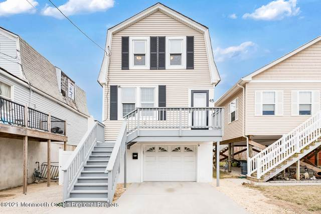 45 Seadrift Avenue, Highlands, NJ 07732 (MLS #22107852) :: The MEEHAN Group of RE/MAX New Beginnings Realty
