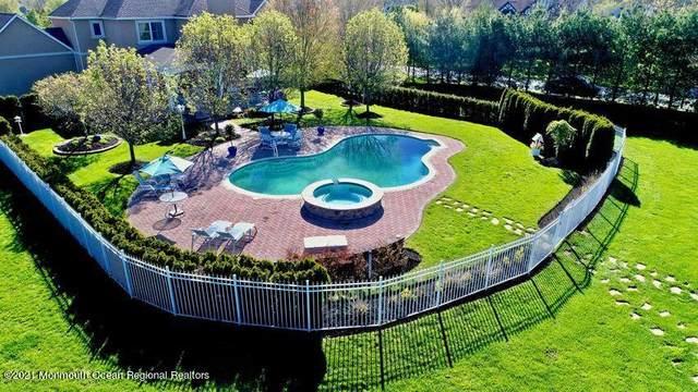 301 Rocky Top Road, Morganville, NJ 07751 (MLS #22108071) :: Provident Legacy Real Estate Services, LLC