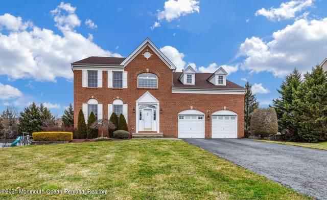 139 Princeton Oval, Freehold, NJ 07728 (MLS #22108169) :: William Hagan Group