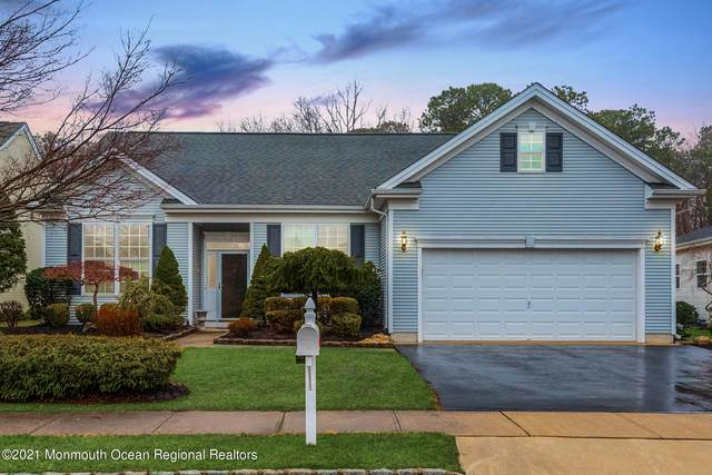 44 Park Ridge Way, Jackson, NJ 08527 (MLS #22108239) :: Provident Legacy Real Estate Services, LLC