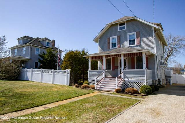 12 Riverdale Avenue, Monmouth Beach, NJ 07750 (MLS #22108272) :: The MEEHAN Group of RE/MAX New Beginnings Realty