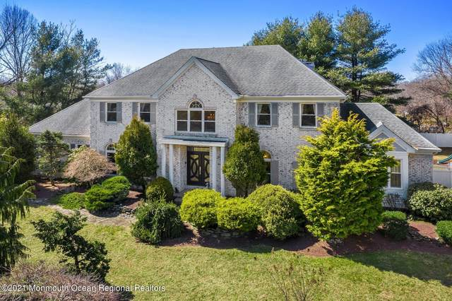 200 Sheffield Drive, Freehold, NJ 07728 (MLS #22108366) :: William Hagan Group