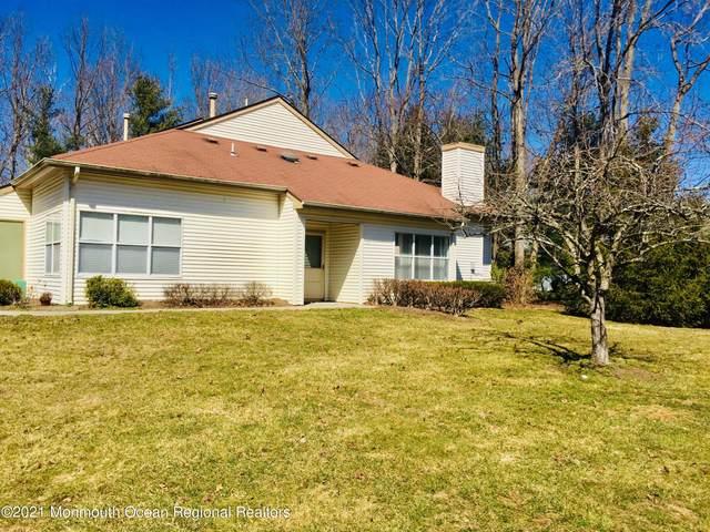 315 Sunshine Court, Englishtown, NJ 07726 (MLS #22108572) :: Provident Legacy Real Estate Services, LLC