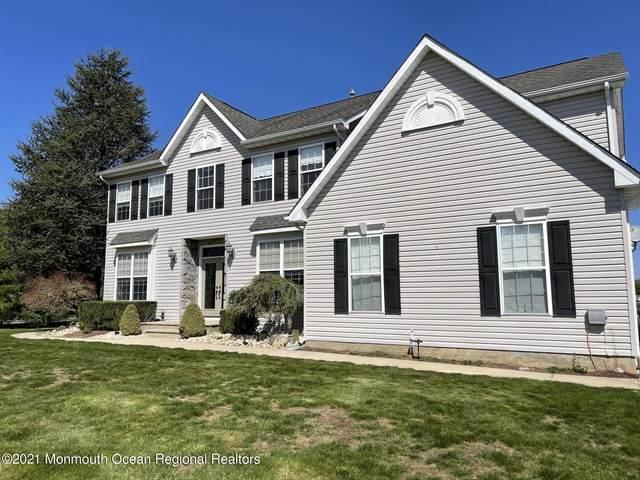 13 Letitia Drive, New Egypt, NJ 08533 (MLS #22108679) :: William Hagan Group