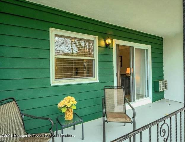 735 Greens Avenue 7A, Long Branch, NJ 07740 (MLS #22108694) :: Provident Legacy Real Estate Services, LLC