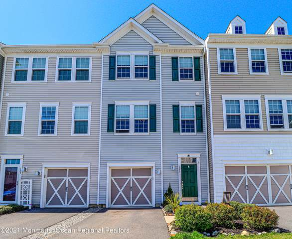 123 Beacon Lane #502, Eatontown, NJ 07724 (MLS #22108779) :: William Hagan Group
